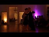 Эстебан Морено и Клаудия Кодега в тангомании 2013 - Вальс
