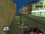 GTA San Andreas Миссиия 58 Ай яй, большой бум!